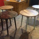 Upcycling tables