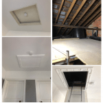 New Loft hatch, ladder & flooring